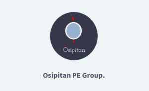 Osipitan PE Group logo.