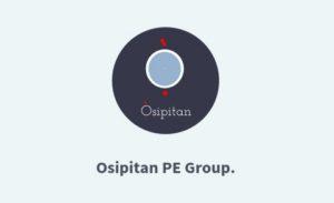 Osipitan PE Group logo.